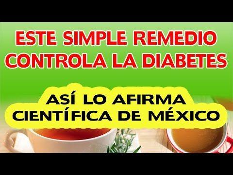 Doctora Mexicana Revela Poderoso Remedio Para Bajar El Azucar - YouTube