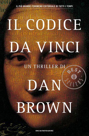 LETTO  Il codice Da Vinci - Dan Brown - Libri - InMondadori