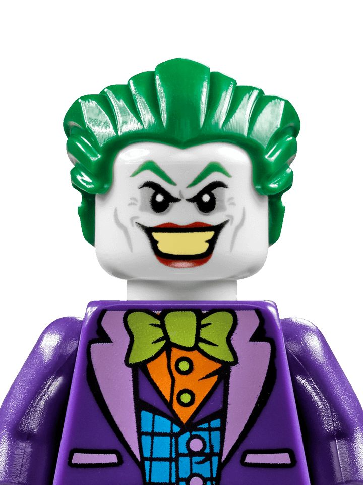 There's nothing funny about Batman's arch enemy, The Joker. Description from lego.com. I searched for this on bing.com/images