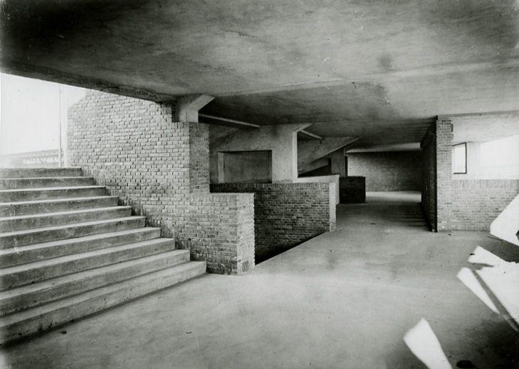 J. Wils, Olympisch Stadion, Amsterdam 1926-1928