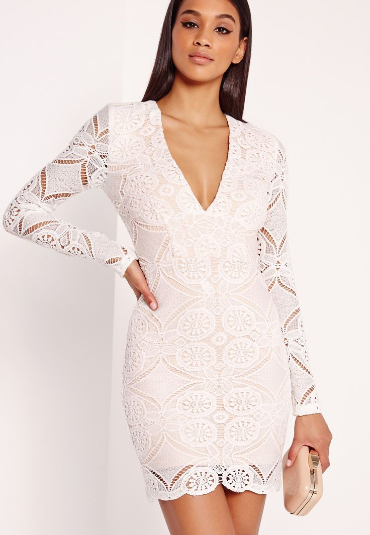 Sky fayina long sleeve sequin dress