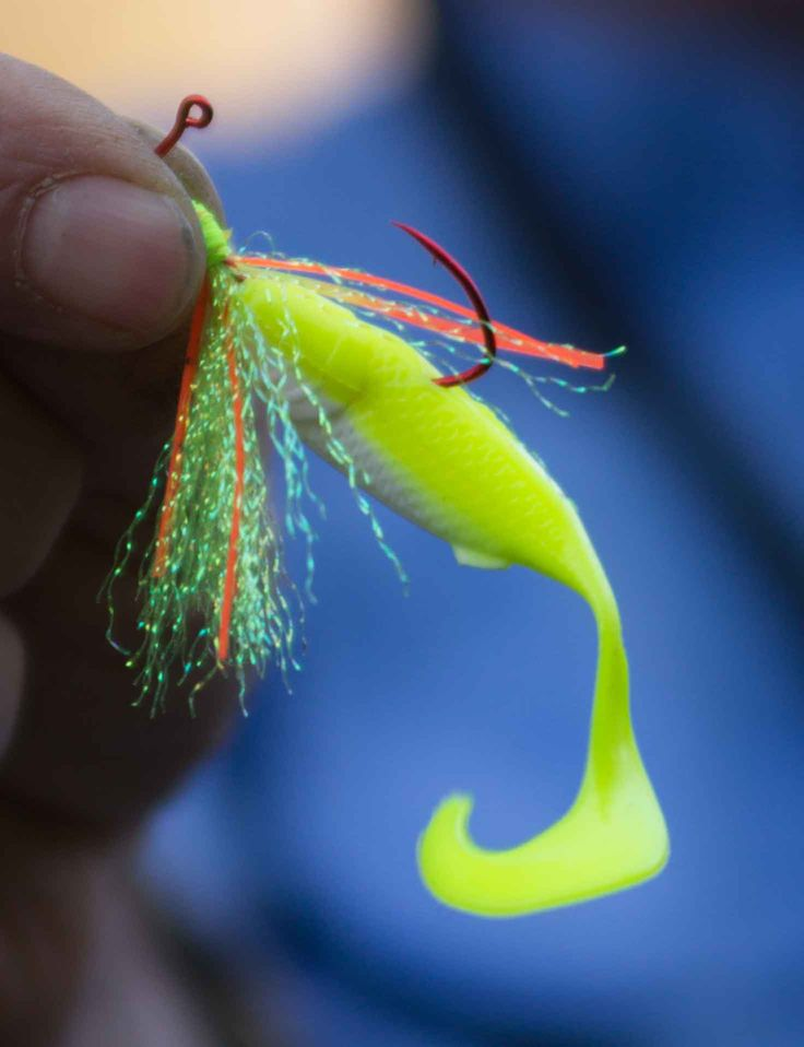 It 39 s all about new lures and products for anglers brad for Crappie fishing tackle