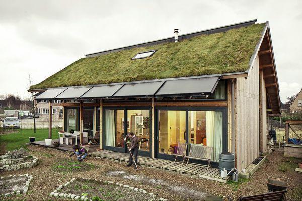 Meer dan 1000 idee n over duurzame energie op pinterest hernieuwbare energie zonne en zonne - Meer mooie houten huizen ...