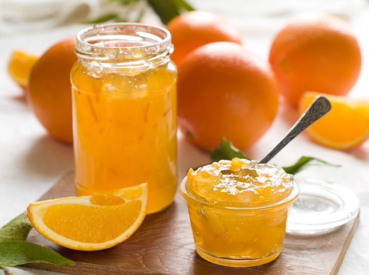 Come ottenere una marmellata di arance non amara