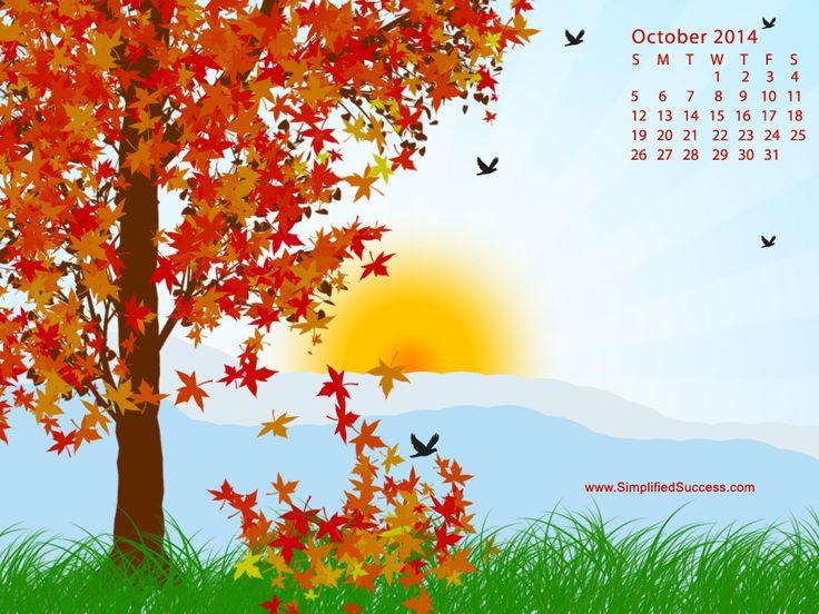 Calendar Wallpaper Nature : Images about desktop backgrounds on pinterest