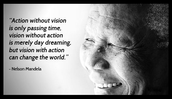 Madiba's wise words!