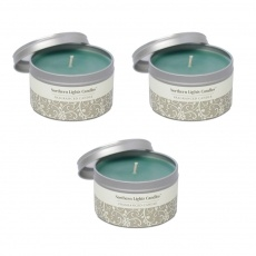 Lime Basil Travel Candle with Lid, S/3: Mi Casa, Home Decorations Organizing, Handy Lids, Travel Candles, Basil Travel, House, Limes, Lights Lime