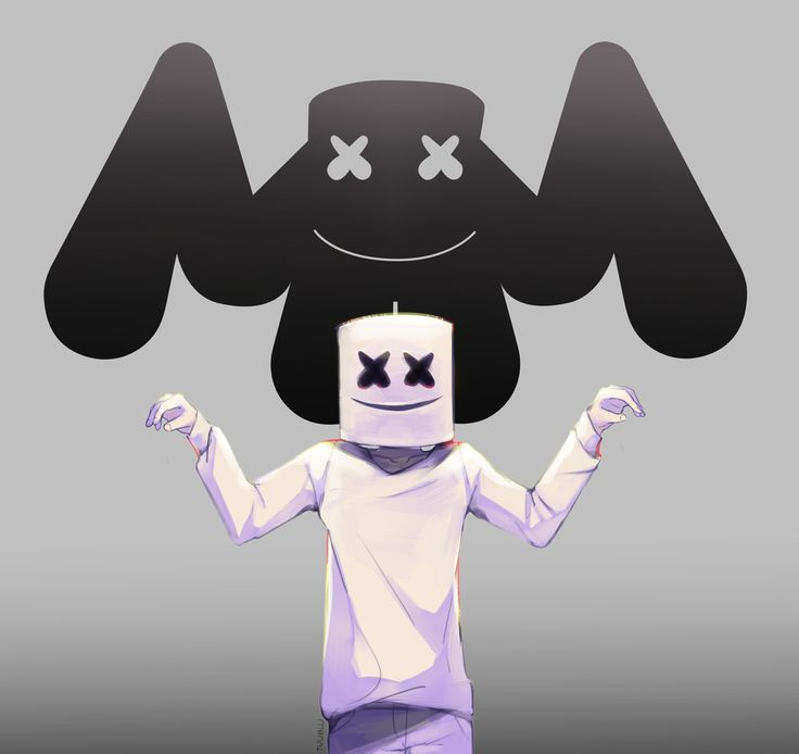 DJ, music art, marshmello wallpaper | DJ Marshmello wallpapers ...