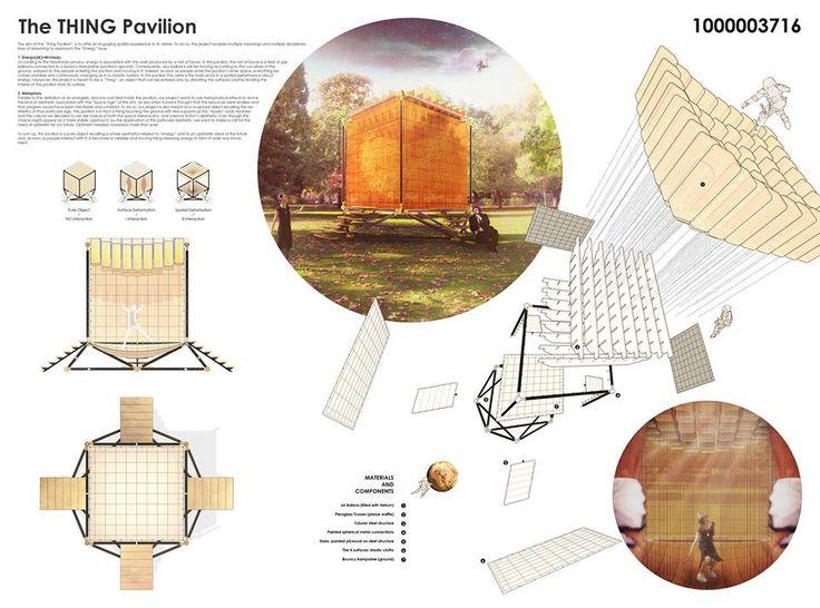 Triumph pavilion 2016: energy pavilion. F. Garrone, G. Grasso, G. Pala