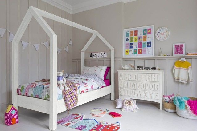 Картинки по запросу кровать домик своими руками