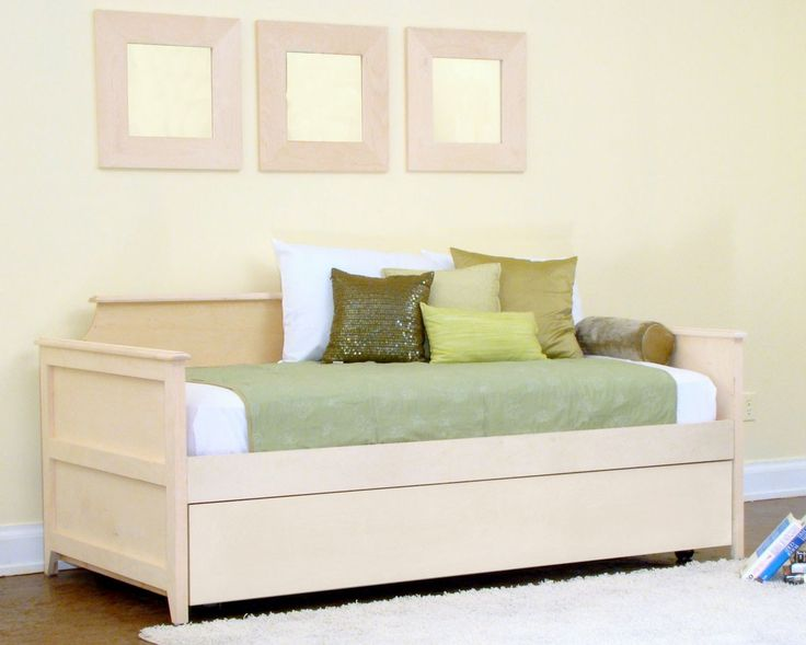 Bedding Contemporary Daybed With Trundle Aio Contemporary Styles ...