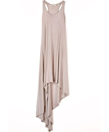 mauve peak dress ++ eighteenth