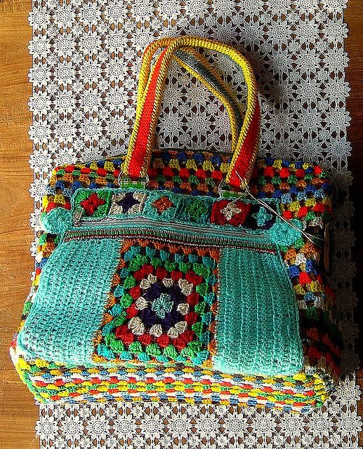 knit & crochet beyourownfactory