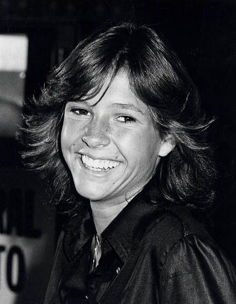 Actress Kristy McNichol attending 31st Annual Primetime Emmy Awards on September 9 1979 at the Pasadena Civic Auditorium in Pasadena California