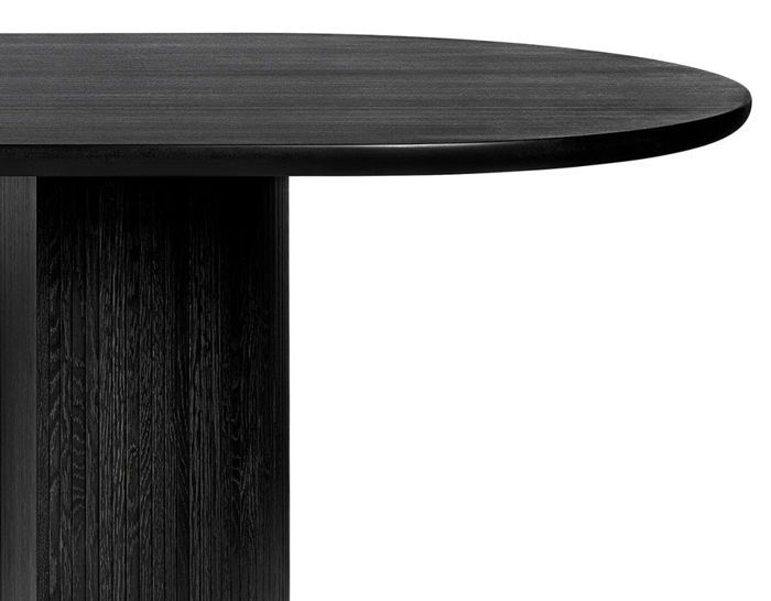 Moon Elliptical Dining Table Dining Table Table