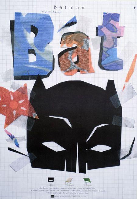 Batman, Aimo Katajamäki for Vivero.