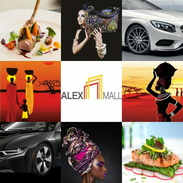 Alexandra Food, Fashion Show, Cars Exhibition