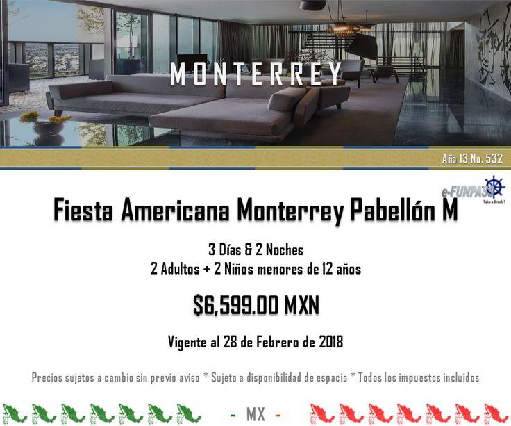e-FUNPASS Año 13 No. 532 :) Monterrey