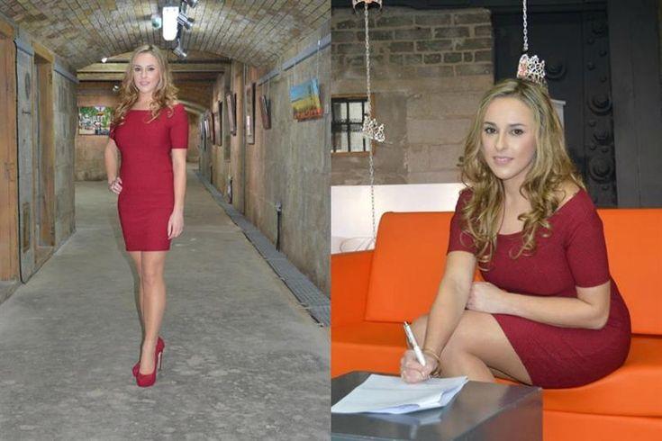 Sarah Jayne Adnett Miss Gibraltar 2016 Finalist