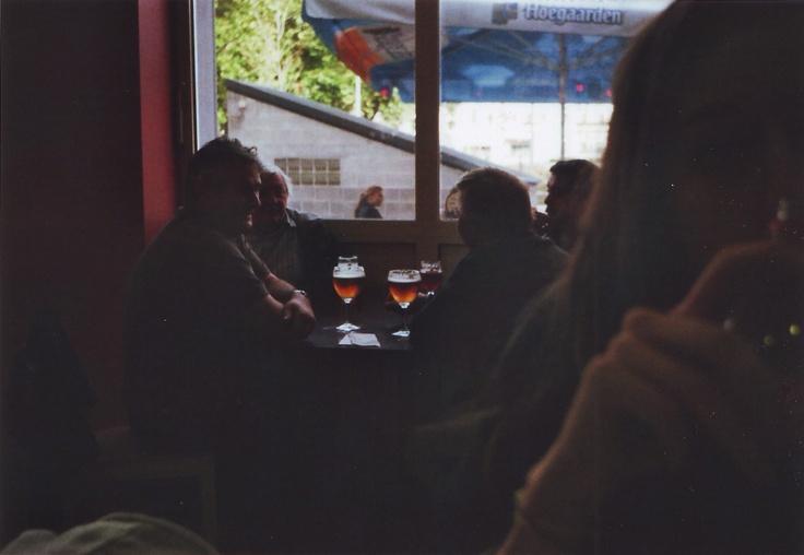 The #Belgian #culture #beer #old #man #granfather #cultura #birra #vecchi #bar #drink #bere #dem #photo #lomography #lomo #smena #symbol #analog #analogica #pellicola #film