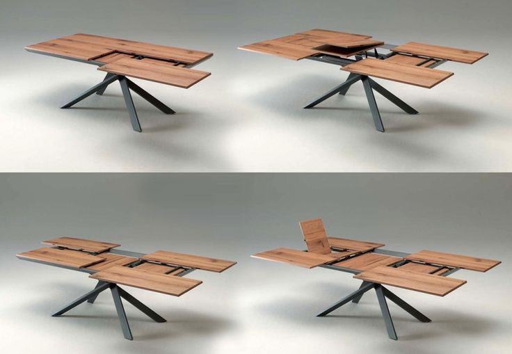 4×4+extendable+dining+table+|+space-saving+furniture