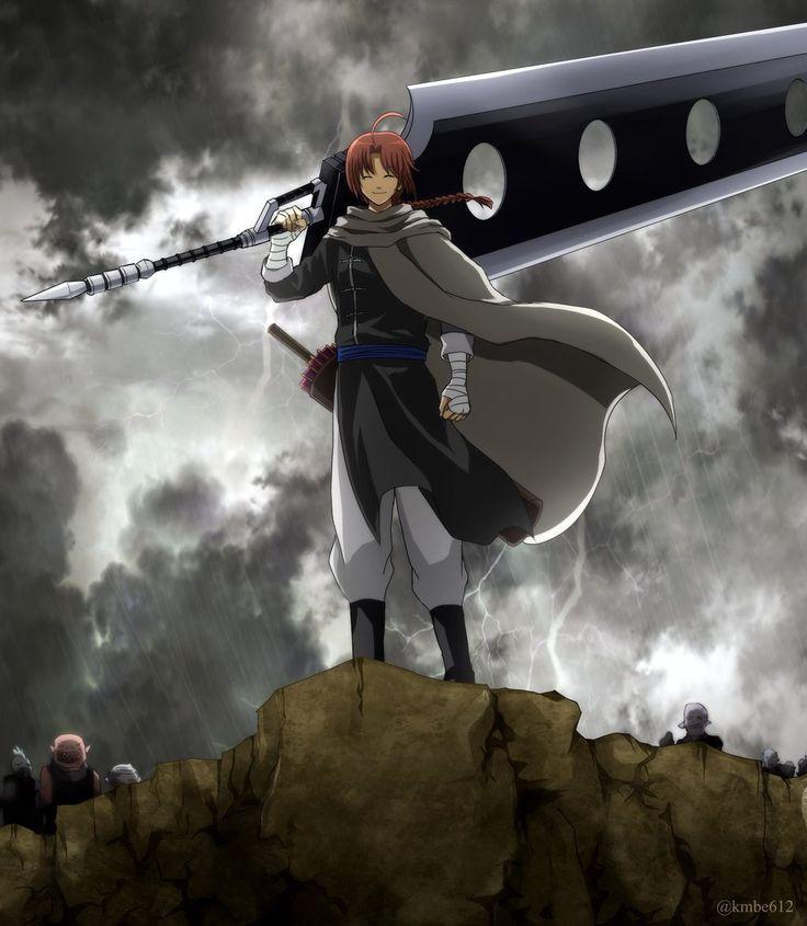 Kamui Yato. Gintama