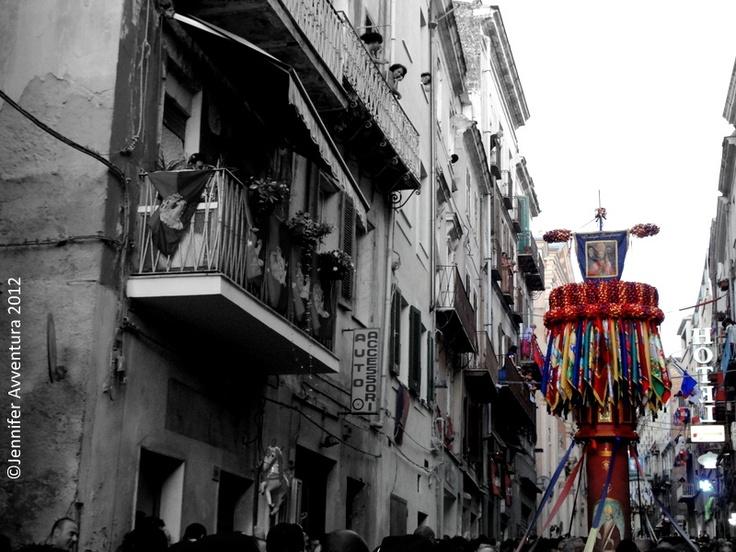 i Candelieri - Sassari 2012