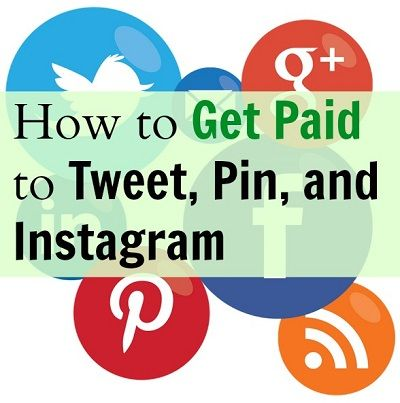 How to get paid to Tweet, Pin and Instagram. An interesting article about using IZEA to generate income thru social media. #homebiz #izea