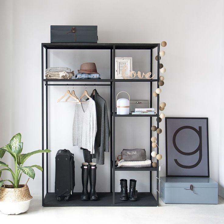 M s de 25 ideas incre bles sobre armario abierto en - Armarios abiertos baratos ...