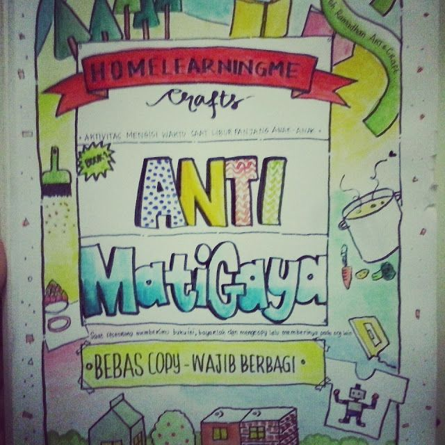 #free #activity #ebook #forkids #ramadhan #housechores #handlettered #indonesia