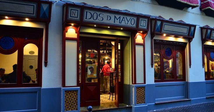 Bodega Dos de Mayo, Séville