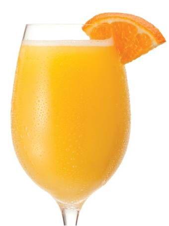 KORBEL Sparkling Screwdriver 1 oz. Finlandia® Tangerine 2 oz. orange juice 4 oz. KORBEL Brut Pour Finlandia Tangerine and orange juice into a shaker with ice. Shake and strain into a wine glass. Top with KORBEL Brut. Garnish with an orange slice.