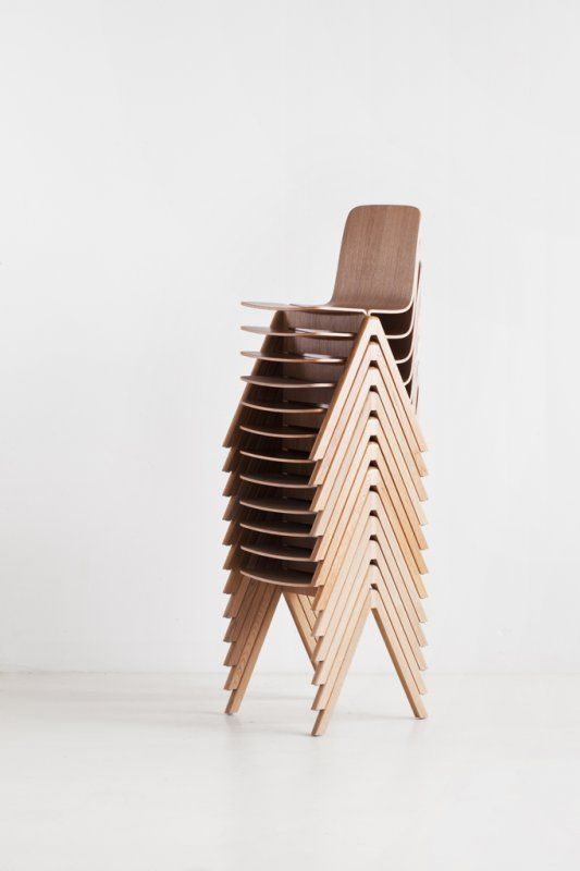 Copenhague collection chair by Ronan & Erwan Bouroullec for HAY, 2012