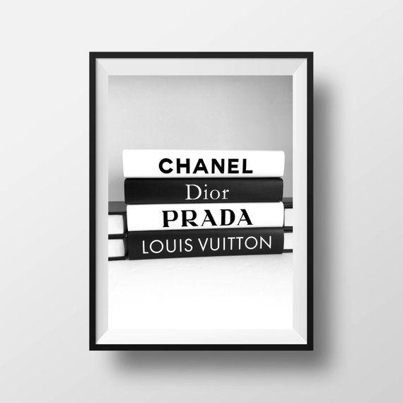 30%OFF! Сoco Сhanel Logo Poster Print, Dior Poster , Louis