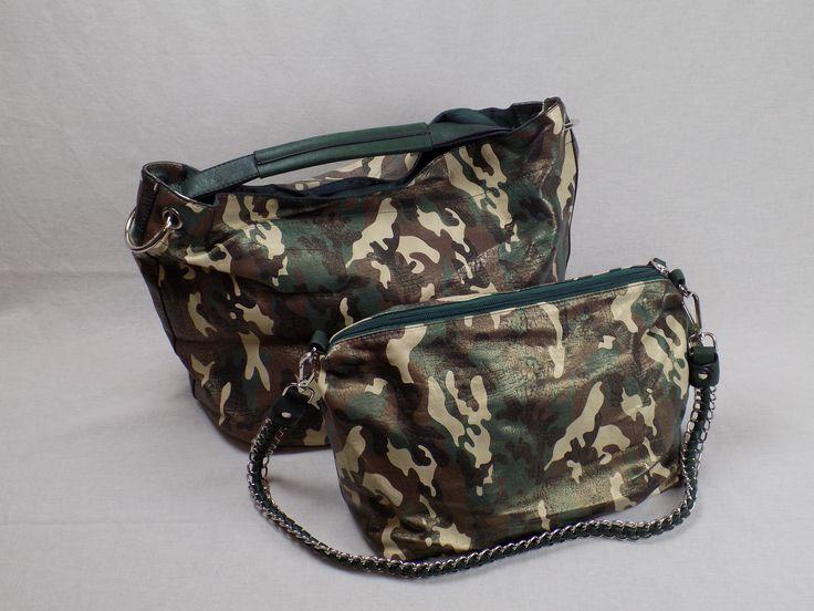 Borse Camouflage BF