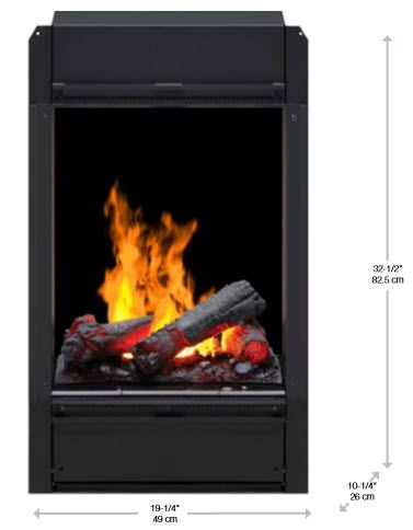 67 best Electric Insert images on Pinterest | Electric fireplaces ...