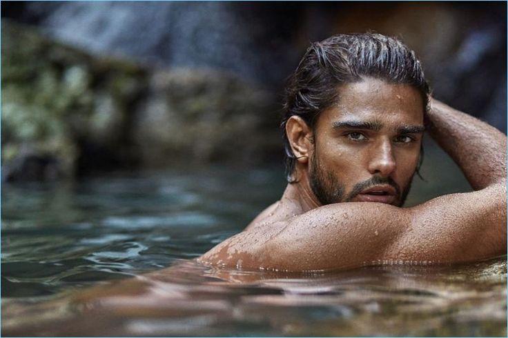Greg Swales photographs Marlon Teixeira for Risbel magazine.