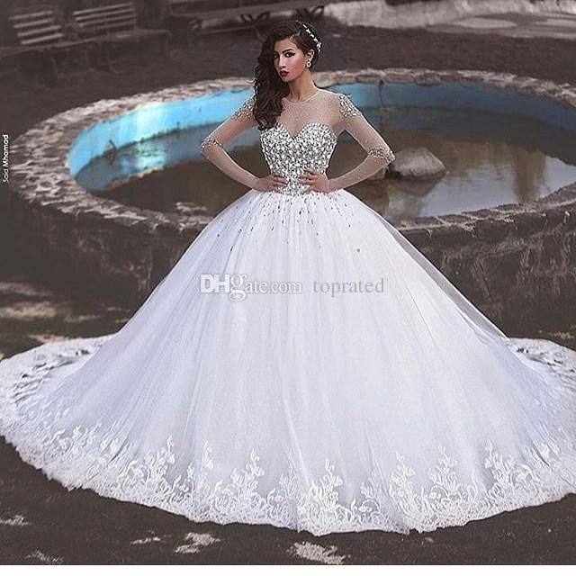 47 best 2016 2017 bridal wedding dresses images on for Hawaiian wedding dresses with sleeves