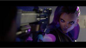 Conoce a Sombra la nueva personaje para Overwatch