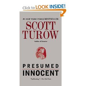 """Southern Voices 2012 speaker. """"No one writes better mystery suspense novels than Scott Turow."""" –Los Angeles Times"""