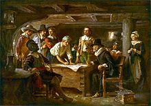 """William Brewster (Mayflower passenger) - Wikipedia, the free encyclopedia.  """"Elder"""" William Brewster, """"Mayflower"""" Passenger is your 6th cousin 13 times removed."""