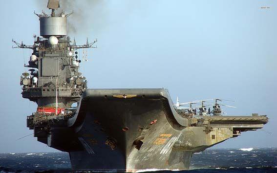 Satu-satunya kapal induk Rusia, Laksamana Kuznetsov  akan diubah untuk bisa lebih mengakomodasi pesawat baru. Kapal tua itu akan masih akan menjadi andalan Rusia dalam memproyeksikan kekuatan mereka jauh dari negara.