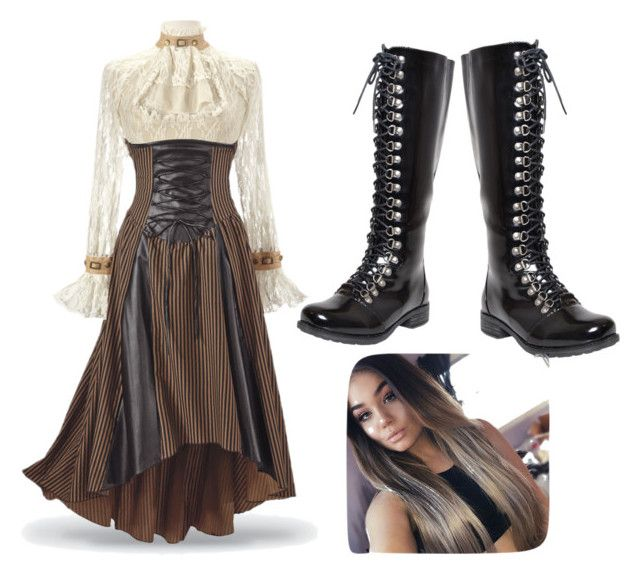 """""""The pirate fairy"""" by balletlover1234 ❤ liked on Polyvore"""