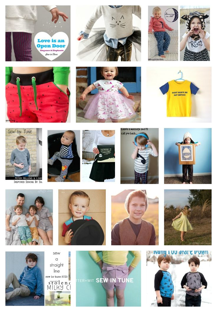 Boy, Oh Boy, Oh Boy Crafts: Sew In Tune 2015 Wrap Up and Giveaway