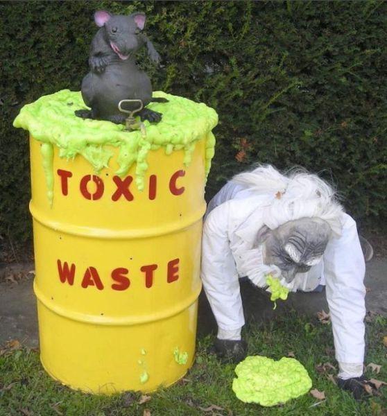 17 Best images about Halloween Biohazard on Pinterest - Craziest Halloween Decoration