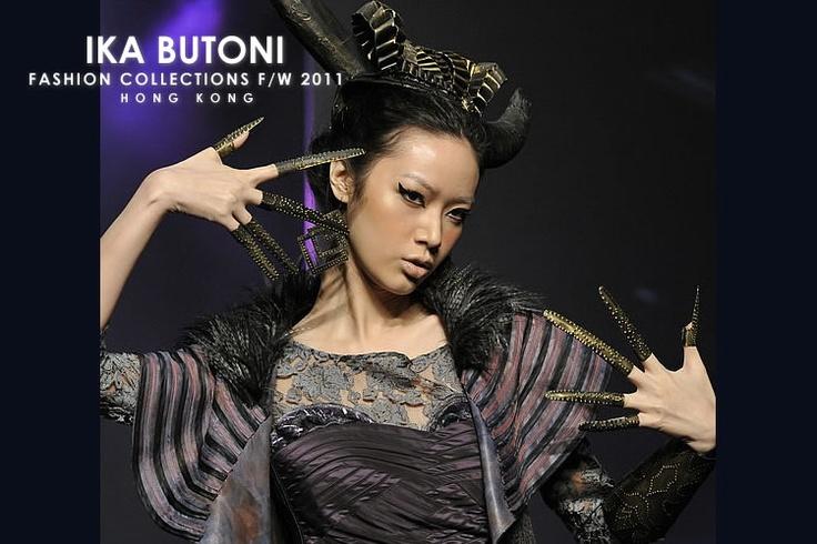 IKA BUTONI - Fashion Designer - Butoni Ltd. Hong Kong