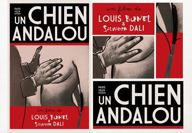 93. Un chien Andalou (Salvador Dali & Luis Bunuel, 1928)