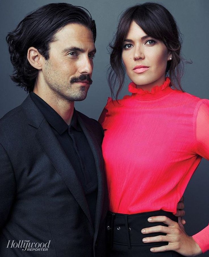 Mandy Moore & Milo Ventimiglia's Relationship Is The Cutest Co-Star Friendship Ever