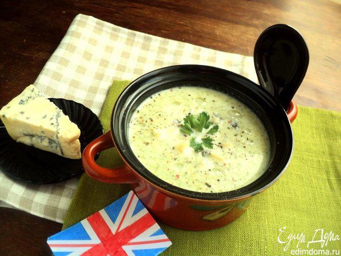 Кремовый куриный суп  Кремовый куриный суп — английское национальное блюдо…