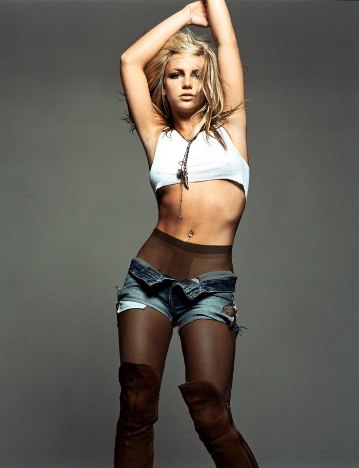 Britney Spears In Pantyhose 87